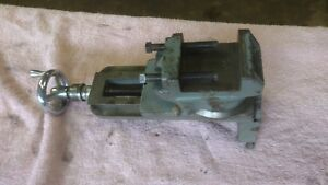 Atlas Craftsman Lathe 10 12 Milling Attachment 10 502 Very Nice
