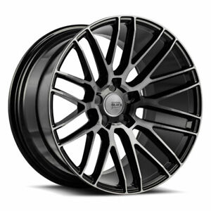 22 Savini Bm13 Tinted Concave Wheels Rims Fits Land Rover Range Rover