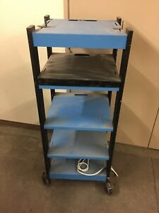 Endoscopy Cart Video Tower