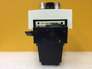 Bausch Lomb Stereozoom 7 1x To 7x Stereo Microscope 2 Eyepieces Tested