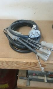 Briggs Stratton 25ft 20 Amp Generator Adapter Cord Set 4 Outlets