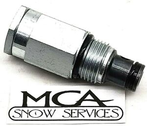 Boss Snow Plow 2800 Psi Pressure Relief Valve V Plows Replaces Hyd01639