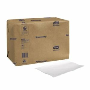 Tork Dx990 Advanced Plus Xpressnap Interfold 2 ply Dispenser Napkin White Pack