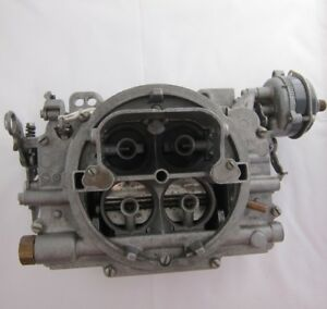 Carter Afb 3783s 1964 1965 Chevrolet 409 Hi Perf Dated D5