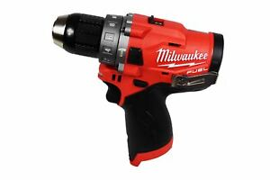 Milwaukee 2504 20 Fuel 1 2 Brushless Hammer Drill12v Replaces 2404 20 Bare Tool