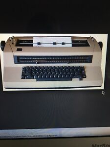 Ibm Refurbished Selectric Ii Typewriters 90 Day Warranty Refurbished