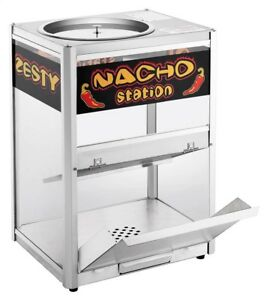Great Northern Nacho Station Commercial Grade Tortilla Chip Warmer Concessions