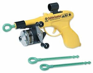 Greenlee Aerodynamic Cable Caster 3 Dart Wire Pulling Tool Optional Flashlight