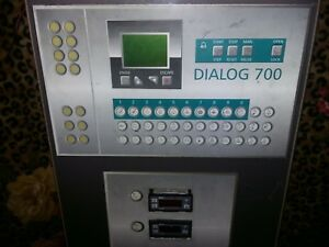 Dialog 700 Control Panel For Union L840 Industrial Dry Cleaning Machine