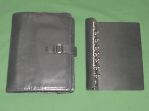 Classic 1 25 Full Grain Leather Franklin Covey Planner Unstructured Binder