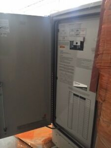Ac Service Entrance Panel 240 120 200 Amps Single Phase 65kaic Series Rated