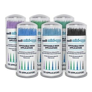 400 Mini apps Disposable Resin Applicators