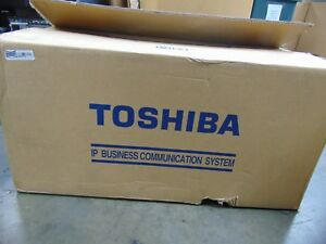 Toshiba Ip Business Communication System Chsub672a ps