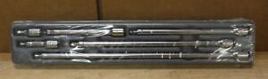 Snap On 106atmxwp Wobble Plus Extension Set 6 Piece Free Ship R219