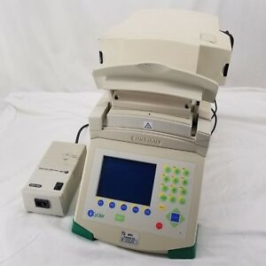 Bio rad Icycler Thermal Cycler 582br W Optical Module 584br Error For Parts