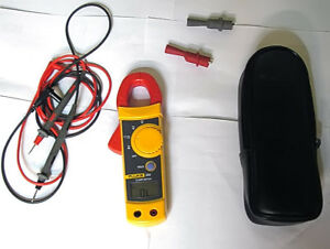 Fluke 322 Digital Ac Clamp Meter