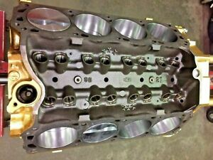 331ci Ford Short Block Race Prep 475 Hp Forged Pistons Pump Gas