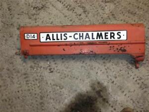 Allis Chalmers D14 Side Panel Exhaust Side