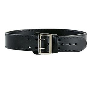 Aker Leather B01 2 1 4 Widht Sam Browne Belt Leather lined 34 Plain Style