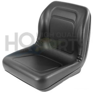 Replacement John Deere Gator Seat 18 Black Vinyl