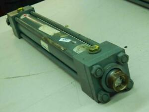 Miller Hydraulic Cylinder Stroke Gs 15 Ws 10 Bore 2 Rod 1 5000 Psi