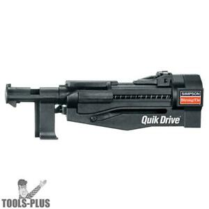 Quik Drive Qdpro200g2 1 2 Drywall To Wood Or Steel Attachment New