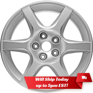 Set Of 4 New 17 Wheels And Centers For 2002 2006 Nissan Altima 2000 2003 Maxima