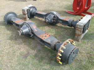Dana Spicer Axle Division Log Skidder Axles Rp23 34038