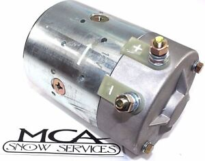 Meyer Snow Plow Motor 2 Post Double Bearing 15096