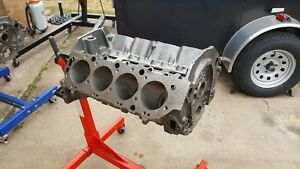 1969 Chevrolet Camaro Nova Chevelle 396 V8 375 Hp Engine Block