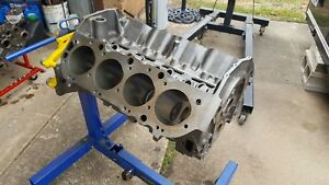 1966 Chevrolet 396 V8 375 Hp Engine Block