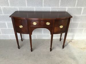 Statton Old Towne Finish Federal Style Sideboard Buffet Shipping Available