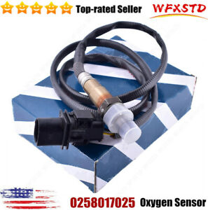 0258017025 New Bosch Lsu4 9 O2 Uego Wideband Oxygen Sensor For Plx Aem 30 2004
