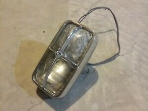 1966 Pontiac Grand Prix Left Turn Signal Lamp