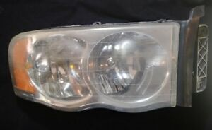 2003 2005 Dodge Ram 1500 2500 3500 Rh Right Passenger Head Light Headlight Lamp