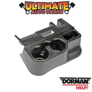 Dodge Ram Cupholder Attachment For Console 99 01 Dodge Ram 1500 2500 3500 Pickup