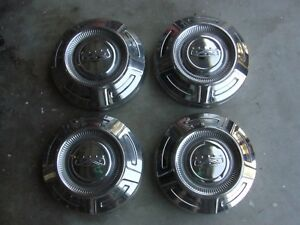 1968 1979 Ford Truck Dogdish Hubcaps