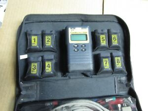 Ideal Linkmaster Pro Cable Tester With Remotes And Acceso