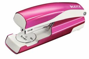 Leitz Nexxt Series Wow Metal Stapler Pink