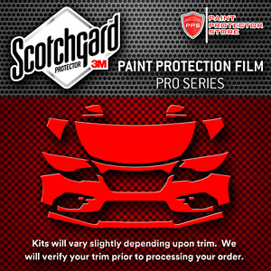 3m Scotchgard Pro Clear Bra Paint Protection Kit Fits Subaru Outback