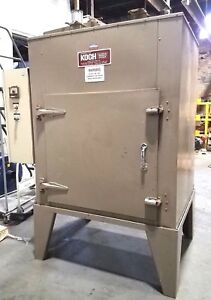 Koch Oven Model Hce 333 High Temp 600f Industrial Oven Furnace Heat Treating