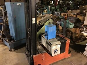 Bt Prime Mover 3000 Cap Electric Walk Behind Forklift Model Csx30