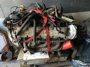 Porsche 944 2 5l Motor Engine Non Turbo Complete Engine Assembly 1985 133k Mi