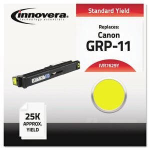 Innovera Remanufactured 7626a001aa gpr 11 Toner Yellow