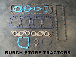New Complete Head Gasket Kit Farmall International I6 O6 M T6 W6 W6ta 400 450