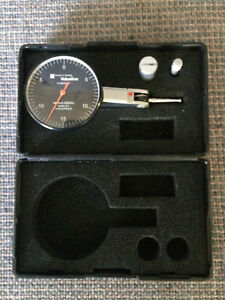 Brown Sharpe 01889023 Valueline Dial Test Lever Type Indicator