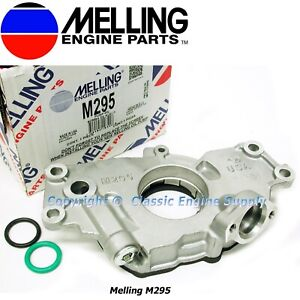 New Melling Oil Pump Fits Many 1999 2016 Gm 4 8 5 3 5 7 Ls Series V8 Engines