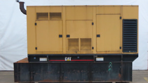 Caterpillar 500 Kw Standby Diesel Generator Cat 3412 Engine Csdg Stock 2174