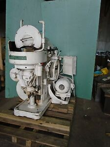 Arter Model A1 12 Rotary Surface Grinder