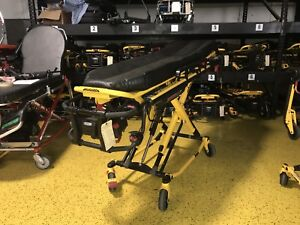 Stryker Power Pro Xt Ambulance Stretcher 5 Hours Cot Power Load 6390 Compatible